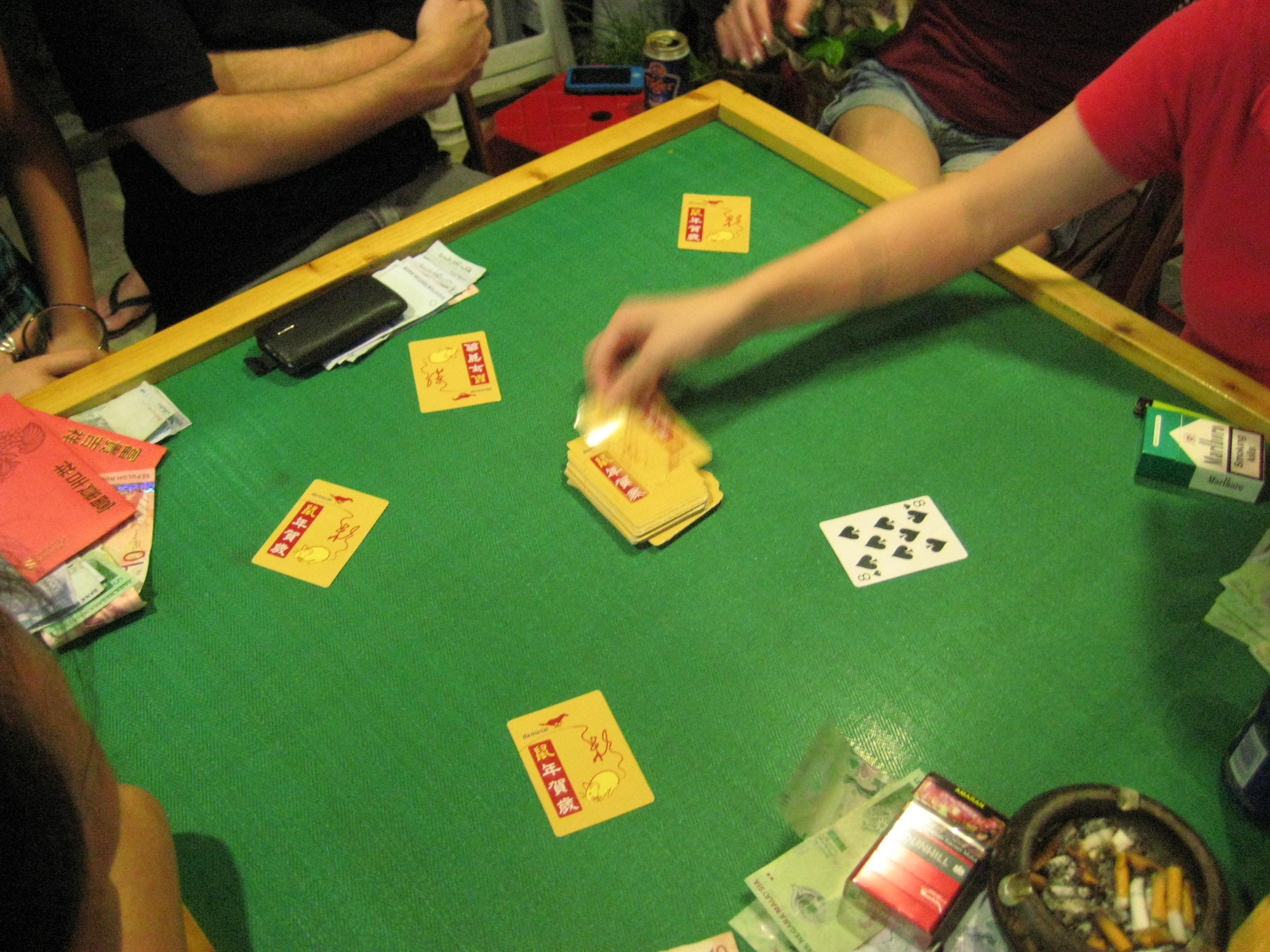Chinese new year gambling epiphone casino amp