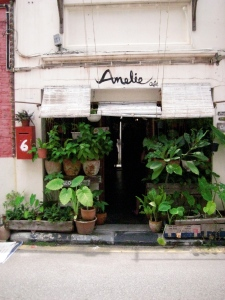 Amelie Cafe in Penang Malaysia