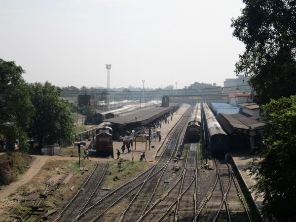 Mangalore train station
