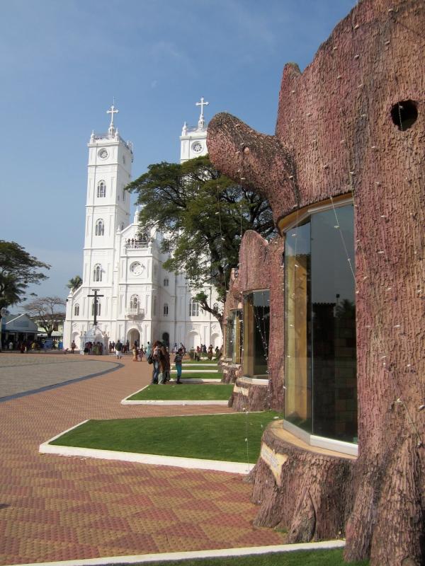Ave Maria Church in Kochi