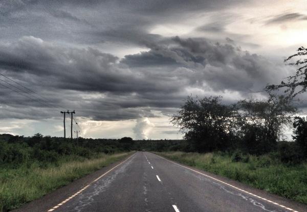 Road to Chalinze